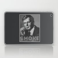 Smoke! Funny Obama Hope … Laptop & iPad Skin