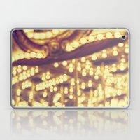 Fuzzy Carousel Laptop & iPad Skin