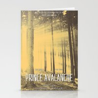 Prince Avalanche - Movie Poster Stationery Cards