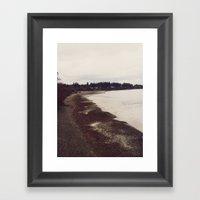 Bainbridge Island @ Seat… Framed Art Print
