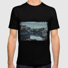 Memory is in blood Black Mens Fitted Tee SMALL