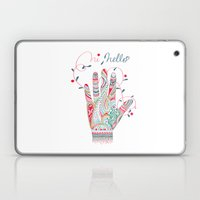 Hi Helllo Laptop & iPad Skin