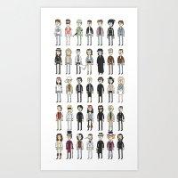 Depps Art Print