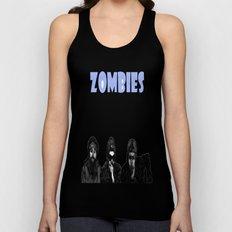 Yeah Zombie Zombie Zombie  Unisex Tank Top