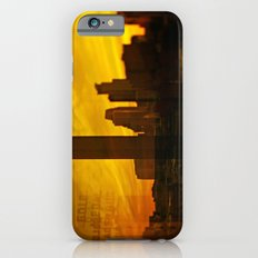 golden minneapolis iPhone 6 Slim Case