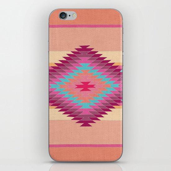 FIESTA (pink) iPhone & iPod Skin