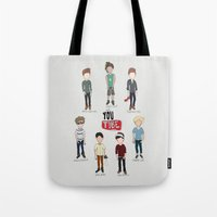 Youtube Boys  Tote Bag