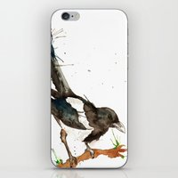 Two for Joy iPhone & iPod Skin