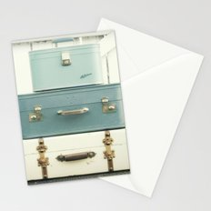 Journey in Blue Stationery Cards