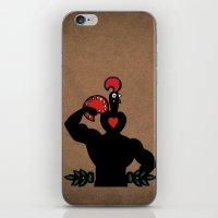 Nando Muscle!  iPhone & iPod Skin