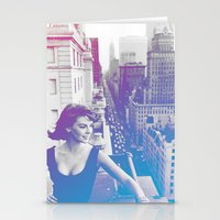 Natalie Wood Cityscape Stationery Cards