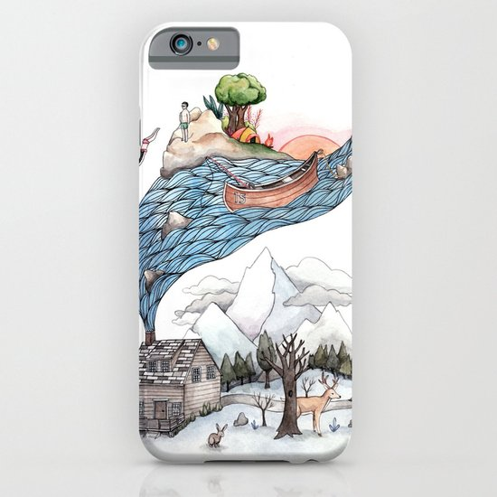 Invincible Summer iPhone & iPod Case