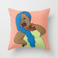 SJOKOLADE 13 Throw Pillow