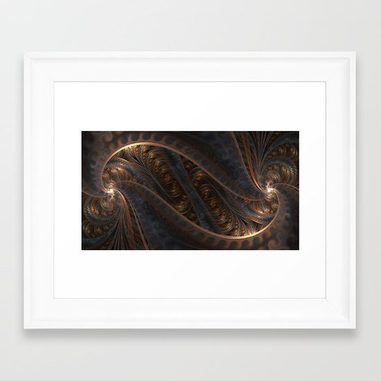 Nirvi Framed Art Print
