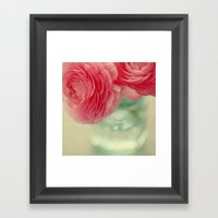Evoke Framed Art Print