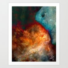 Abstract 16 Art Print