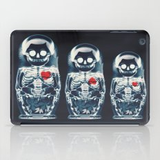 Nesting Doll X-Ray iPad Case
