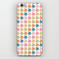 Put Some Flowers In Your… iPhone & iPod Skin