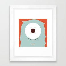 The Monster Club - Monster #1 Framed Art Print