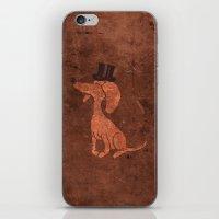 Arrogant Dog iPhone & iPod Skin