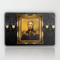 Alan Rickman - Replacefa… Laptop & iPad Skin
