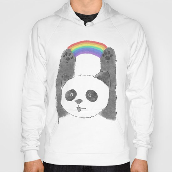 panda beam Hoody