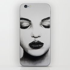 Shut It Out iPhone & iPod Skin
