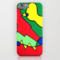 Print #14 iPhone 6 Slim Case