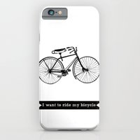 bicycle iPhone 6 Slim Case