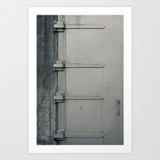 Power Station Art Print