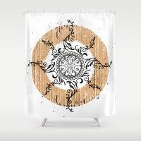 Ivette  Shower Curtain