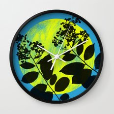 myrtle 2 Wall Clock