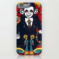 iPhone & iPod Case featuring Buddha Monkey by kzeng Jiang