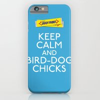 Bird dog chicks iPhone 6 Slim Case
