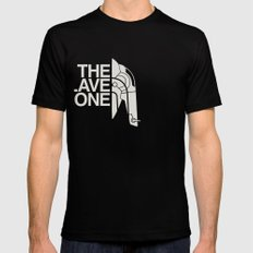 The Slave One Mens Fitted Tee Black SMALL