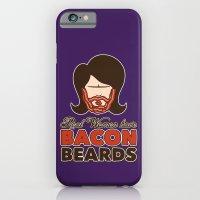 Bacon Beard (women's Ver… iPhone 6 Slim Case