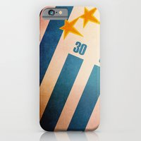 iPhone & iPod Case featuring Uruguay World Cup by David Curry