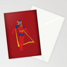 Confidence!  Kallark, The Gladiator Stationery Cards