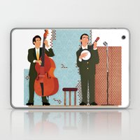 String Duo Laptop & iPad Skin