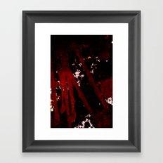 dark art Framed Art Print