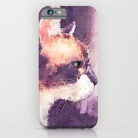 Cat Nick iPhone 6 Slim Case