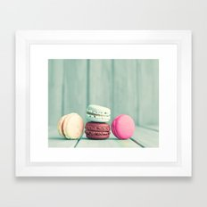 Look out! Framed Art Print