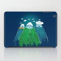 Cold Mountain iPad Case