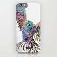 Geometric Owl iPhone 6 Slim Case