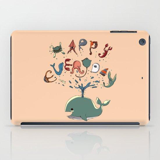 Happy Everyday iPad Case