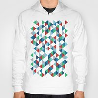 Triangles #3 Hoody