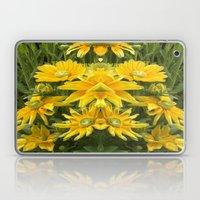 Duck Billed Dahlia Laptop & iPad Skin