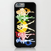 Sailor Scouts / Sailor Moon iPhone & iPod Case