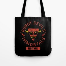 Bad Boy Club: Robot Devil's Immortals  Tote Bag