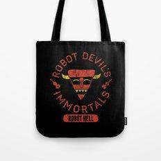 Bad Boy Club: Robot Devil's Immortals  Tote Bag